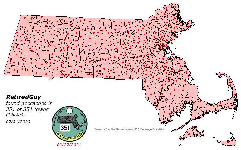 RetiredGuy's Massachusetts Challenge